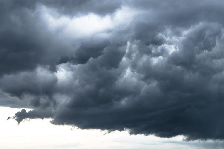 """""""thunderstorm dark clouds"""""""