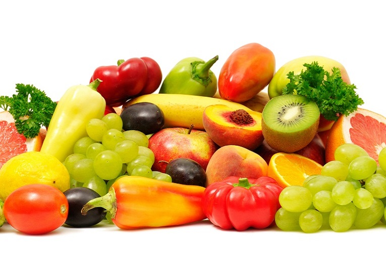 """""""fruits and vegetables"""""""