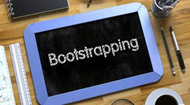 bootstrapping a business