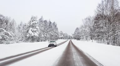 Winter Tires Required by Law on British Columbia Highways