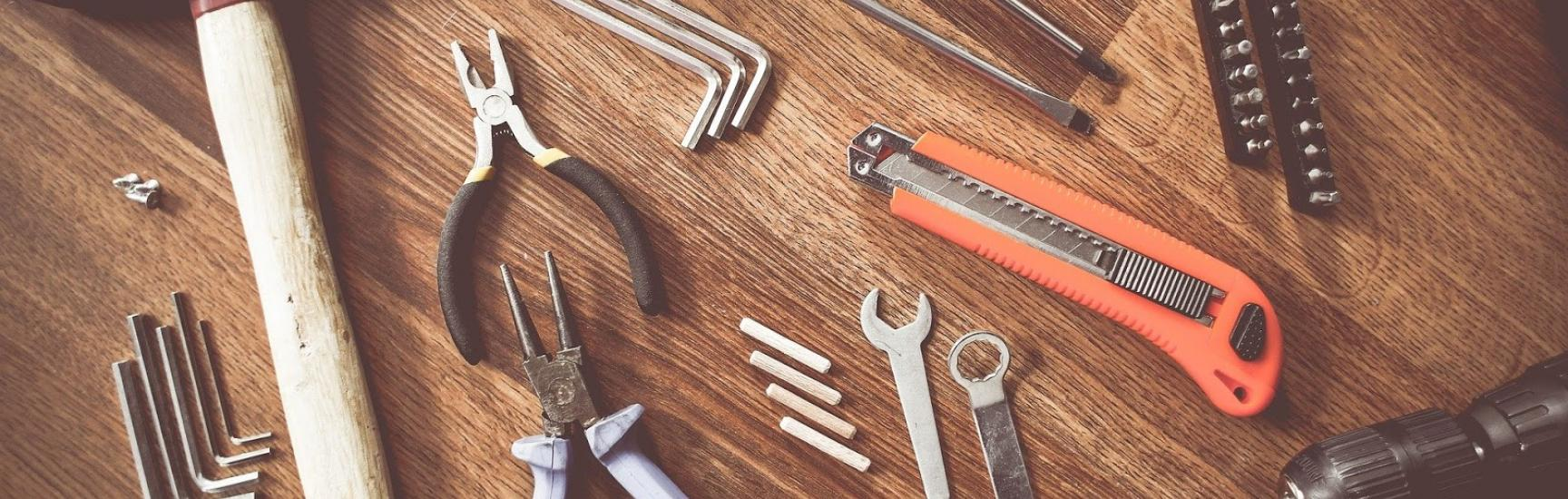 repair and building construction tools