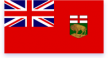 manitoba province flag