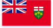 ontario province flag